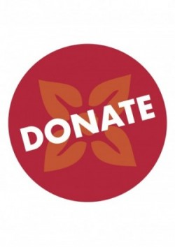 Donate Button Red