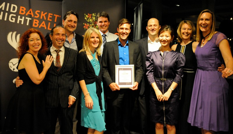 The committee with edventures WA - the winners of our 2013 Primary Grant
